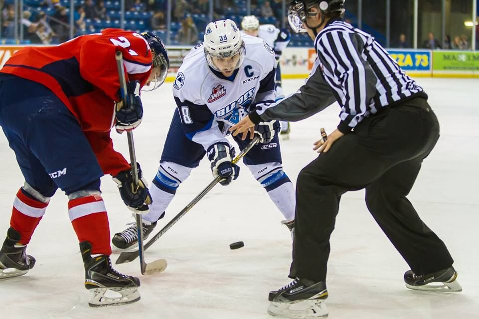 Catch one of the Saskatoon Blades games at the SaskTel Centre!